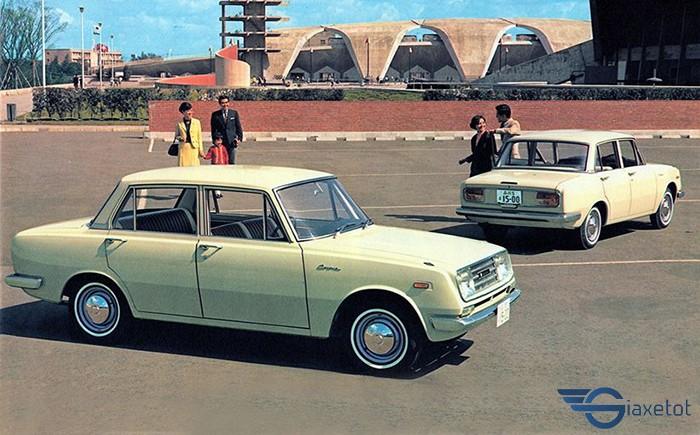 toyota corona 1964
