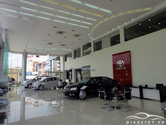 Toyota Giải phóng chi nhánh pháp vân