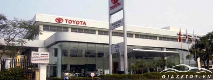 Đại lý Toyota Giải Phóng