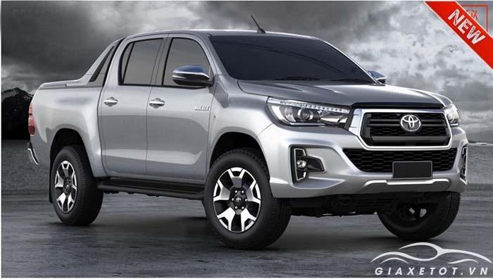 Toyota Hilux 2019 giá bao nhiêu