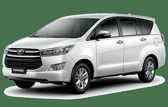giá xe innova màu trắng 2019