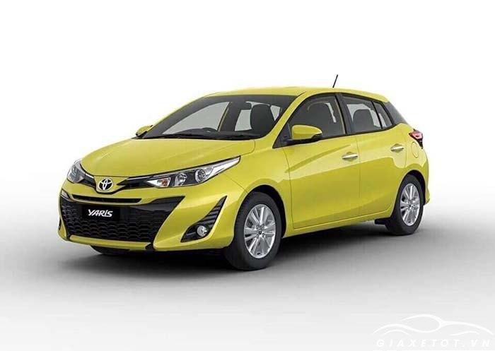 Toyota Yaris giá bao nhiêu