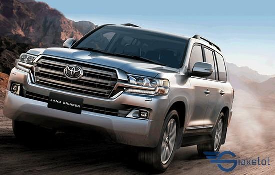 an toàn Toyota land cruise