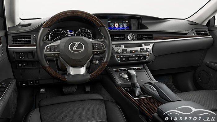 Nội thất Lexus ES
