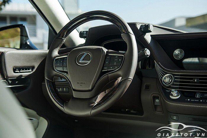 Vô lăng Lexus LS