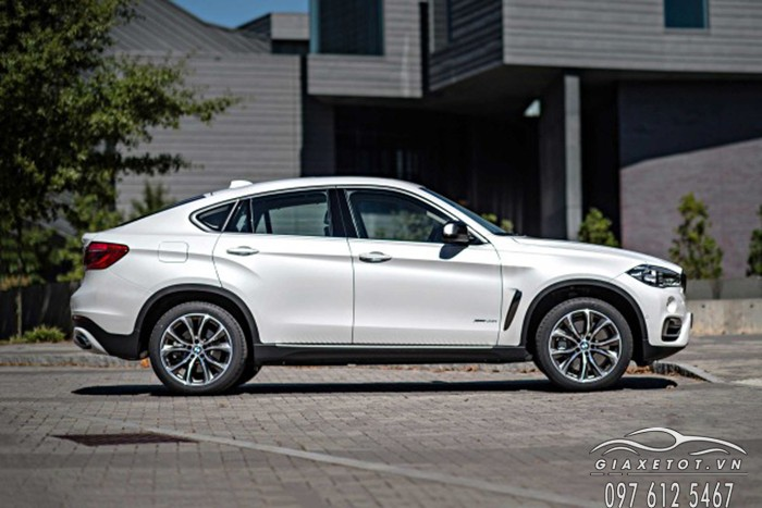 than xe bmw x6
