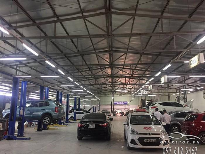 đai lý xe ô tô Hyundai Lê Văn Lương